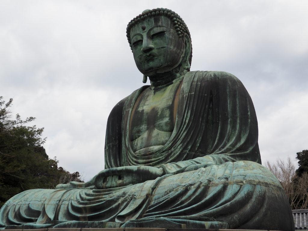Daibutsu - Great Buddha - Veľký Budha